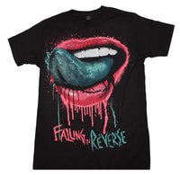 Falling in Reverse Lips T-Shirt - Riles Belles