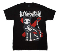 Falling in Reverse X-Ray Cat T-Shirt - Riles Belles