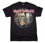 Iron Maiden Eddie Evolution T-Shirt - Riles Belles