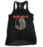 Iron Maiden Killers 81 Juniors Tank - Riles Belles