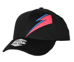 David Bowie Lightning Bolt Hat - Riles Belles