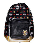 Five Finger Death Punch All Over Backpack - Riles Belles