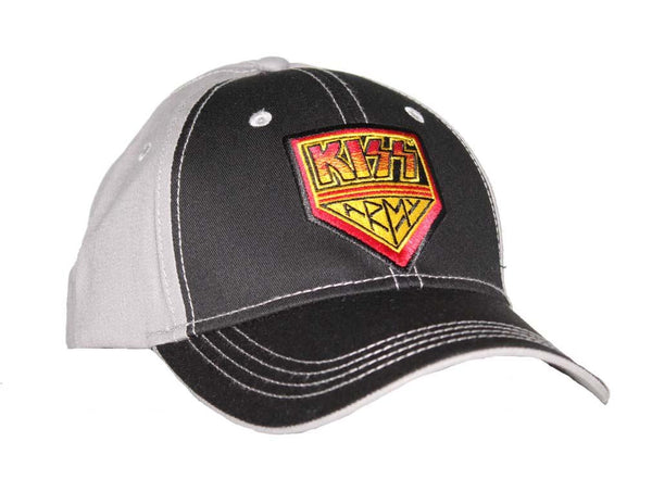 KISS Army Patch Hat - Riles Belles