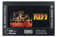 KISS On Stage 3D Puzzle (256 Pieces) - Riles Belles