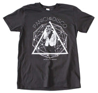 Panic at the Disco Photo Galaxy T-Shirt - Riles Belles