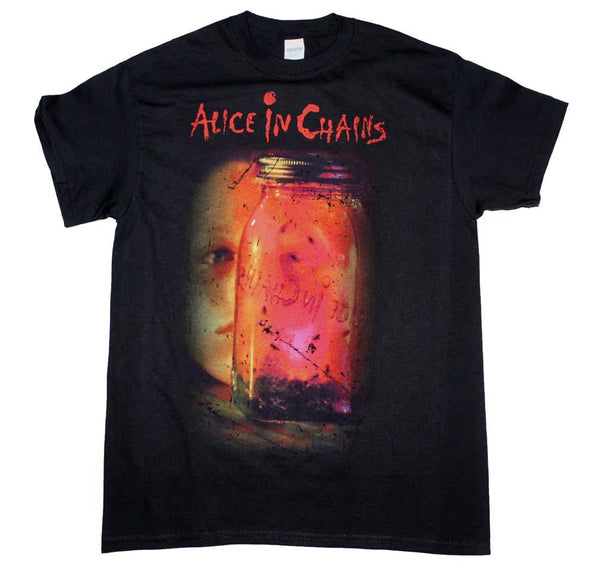 Alice in Chains Jar of Flies T-Shirt - Riles Belles