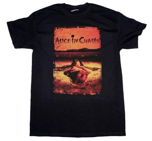 Alice in Chains Dirt T-Shirt - Riles Belles