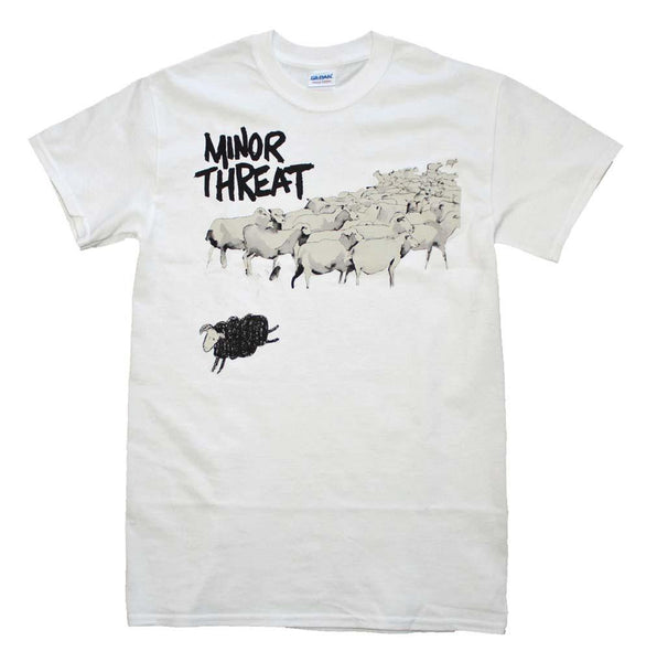 Minor Threat Out of Step T-Shirt - Riles Belles