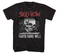 Skid Row Graffiti Gone Wild T-Shirt Mens T-Shirts
