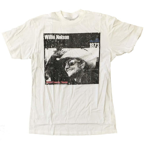 Willie Nelson Cowboy T-Shirt Mens T-Shirts