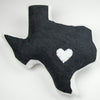 Customizable Wool Felt Texas State Cushion