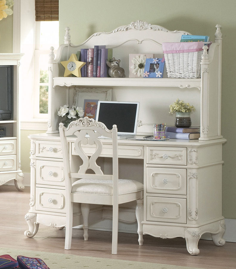 Cinderella Bedroom Collection   Ecru | Uhomes