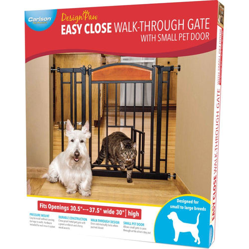 Design Paw Auto Close Gate