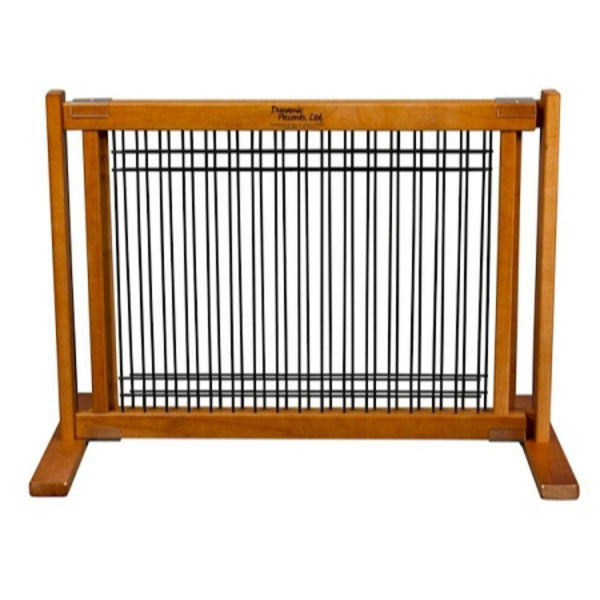 Walk Through Free Standing Pet Gate
