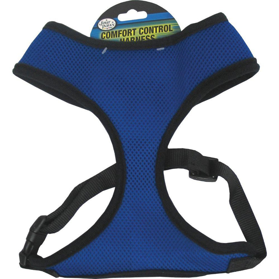 Comfort Control Dog Harness Blue X-Large