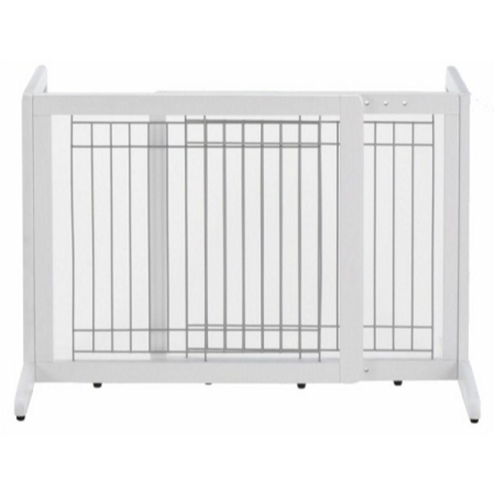 Cool Breeze Freestanding Pet Gate Small