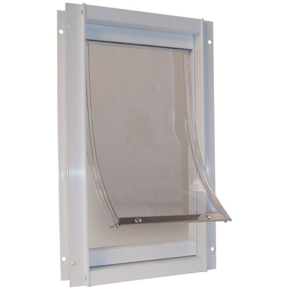 Deluxe Pet Door - Medium Medium
