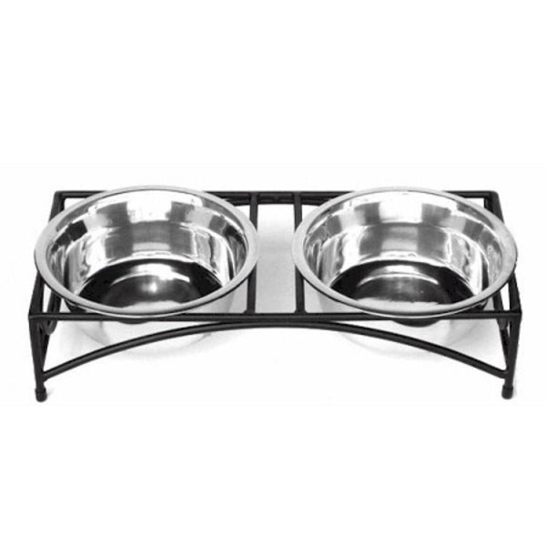 Regal Low Rise Double Raised Feeder Large