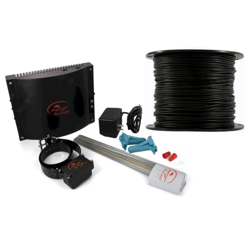 SportDog In-Ground Fence System With Essential Pet Wire