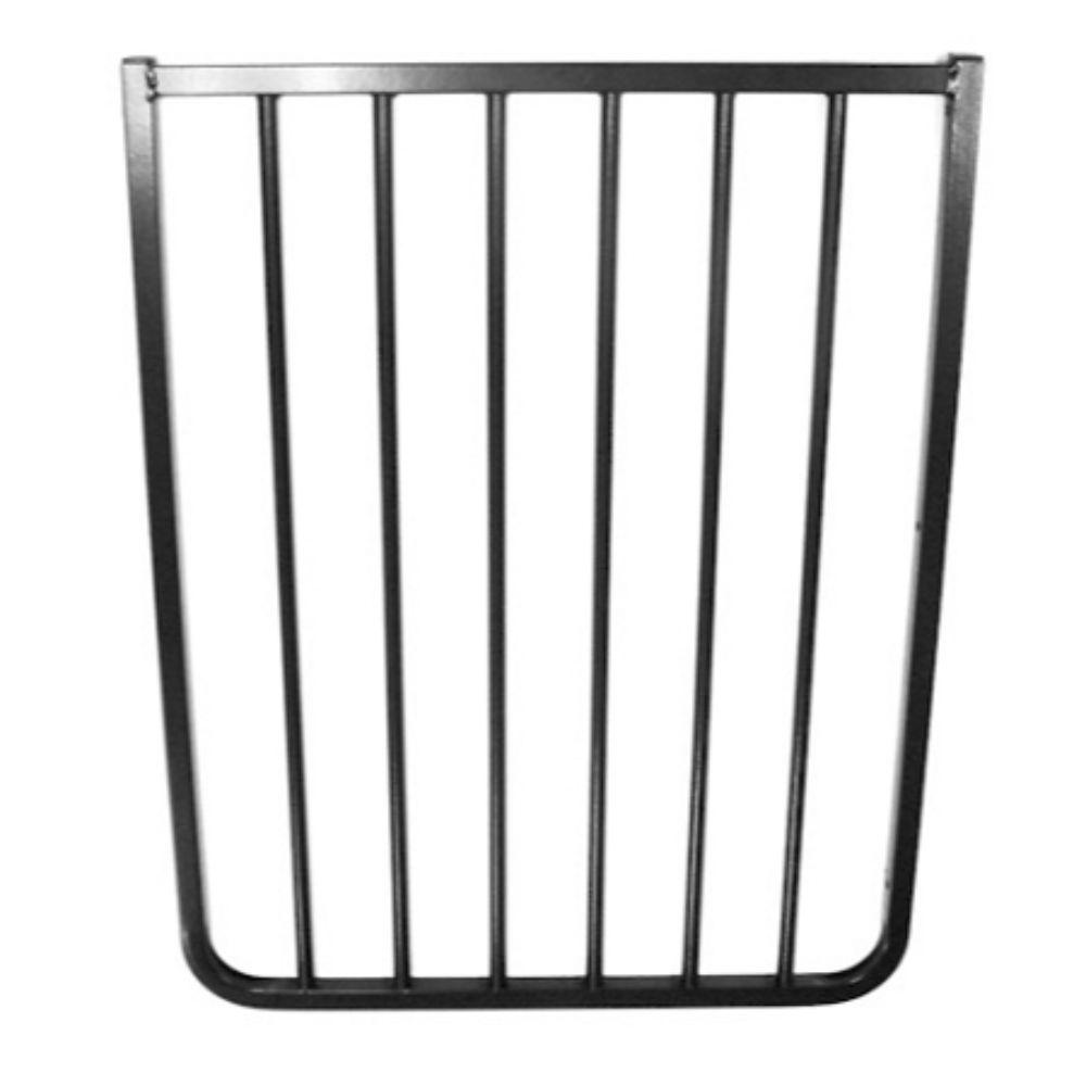 Pet Gate Extension (21.75 Inches) Black