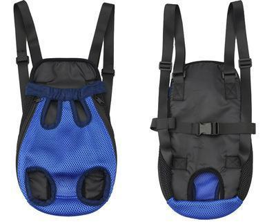 DOG IZ DOG dog Carrier Blue / S Lightweight Mesh Dog Carrier Backpack
