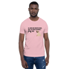 All Men Created Equal Pug T-Shirt Pink S