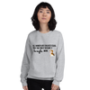 All Women Created Equal Beagle Sweatshirt Sport Grey S