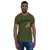 All Men Created Equal Lab T-Shirt Olive S