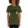All Women Created Equal Beagle T-Shirt Olive S