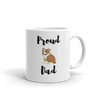 Proud Bulldog Dad Mug