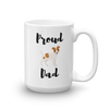 Proud Jack Russel Terrier Dad Mug