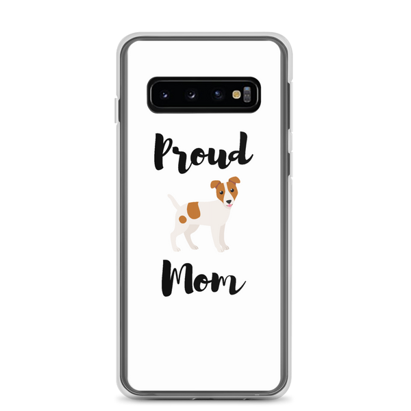 Proud Jack Russel Terrier Mom Samsung Case Samsung Galaxy S10