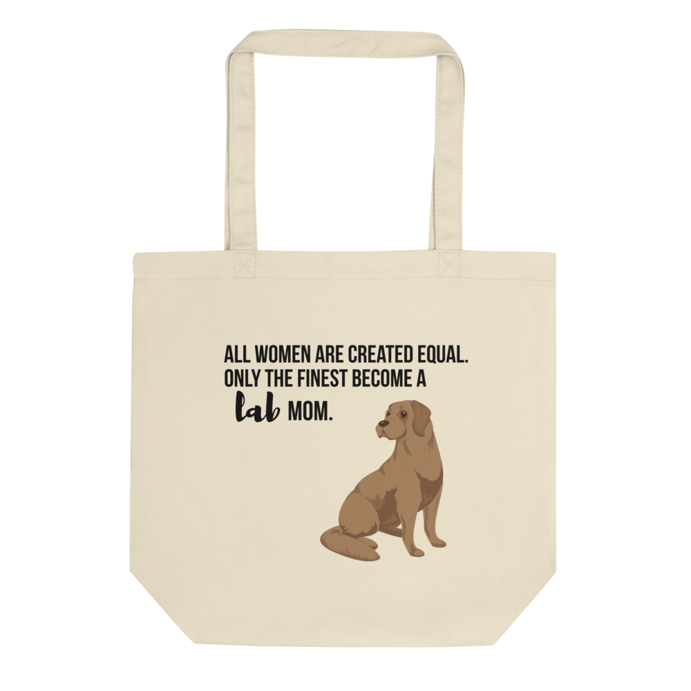 All Women Created Equal Lab Tote Bag