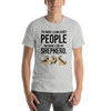 The More I Like My Shepherd Men's T-Shirt Athletic Heather S