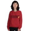 All Women Created Equal Retriever Sweatshirt Red S