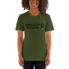 All Women Created Equal Dachshund T-Shirt Olive S