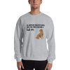 All Men Created Equal Lab Sweatshirt Sport Grey S