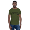 All Men Created Equal Rottweiler T-Shirt Olive S