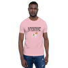 All Men Created Equal Jack Russel Terrier T-Shirt Pink S