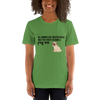 All Women Created Equal Pug T-Shirt Leaf S