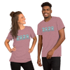 Blue Happy New Year 2020 Unisex T-Shirt