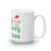 We Woof You A Merry Christmas Shih Tzu Mug