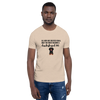 All Men Created Equal Dachshund T-Shirt Heather Dust S
