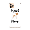Proud Jack Russel Terrier Mom iPhone Case