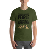 The More I Like My Shepherd Men's T-Shirt Olive S