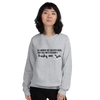 All Women Created Equal Husky Sweatshirt Sport Grey S