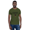All Men Created Equal Dachshund T-Shirt Olive S