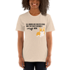 All Women Created Equal Corgi T-Shirt Heather Dust S