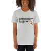 All Women Created Equal Beagle T-Shirt Athletic Heather S