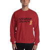 All Men Created Equal Retriever Sweatshirt Red S